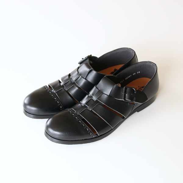 MUKAVA leather sandals BL