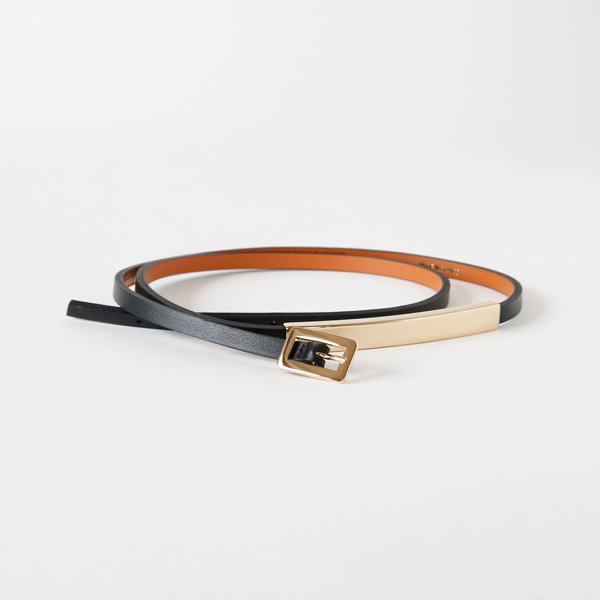 90132G THIN7mm BELT (NOIR)