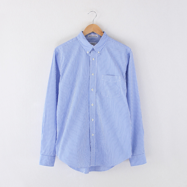 Men B.D. shirt GIZA 100-2 BROAD STRIPE
