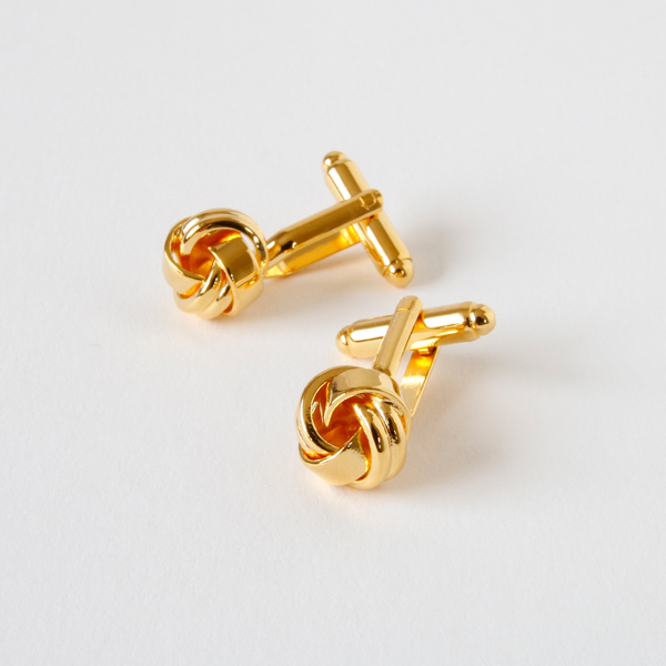 CUFFLINKS 4148GD BRAID