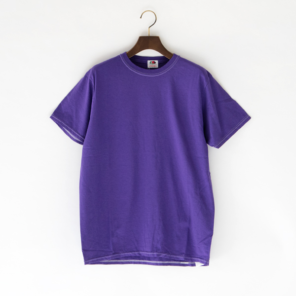Fruit-dyed T-shirt Grape