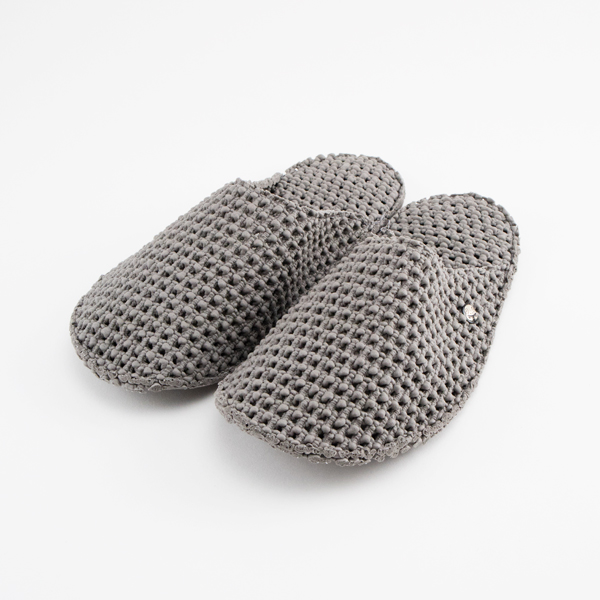 SLIPPERS Le dd DREAM GREY