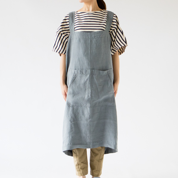 Linen apron Pinafore apron Colors