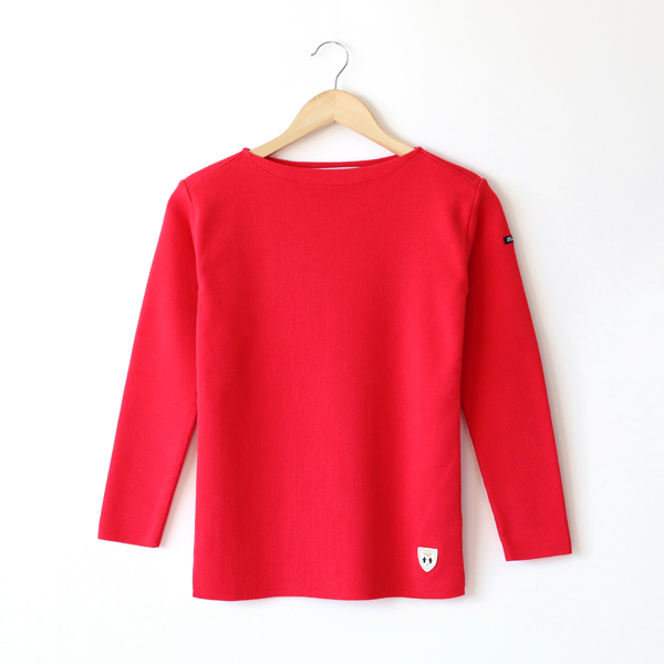 LONG SLEEVE T-SHIRT BREST ROUGE