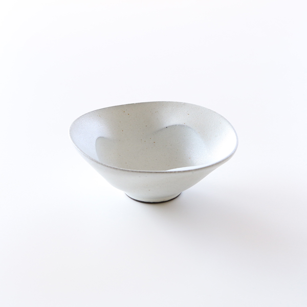 ボウル wave bowl S(white)