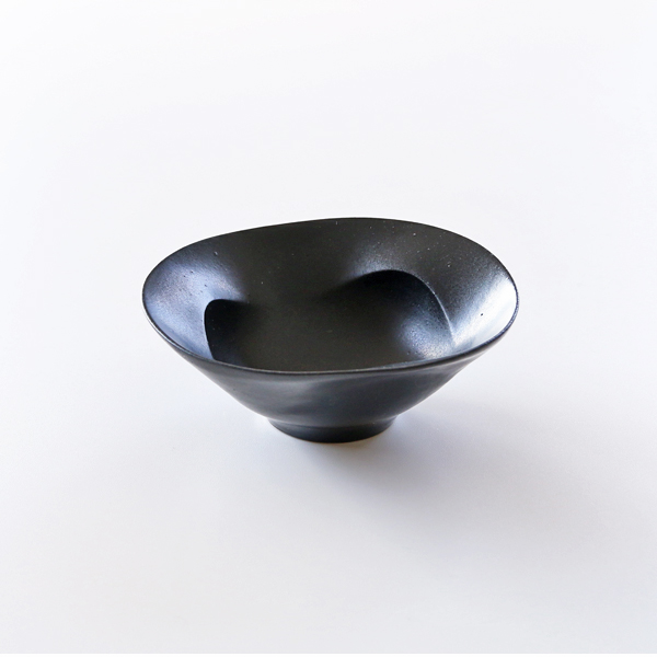 ボウル wave bowl S(black)
