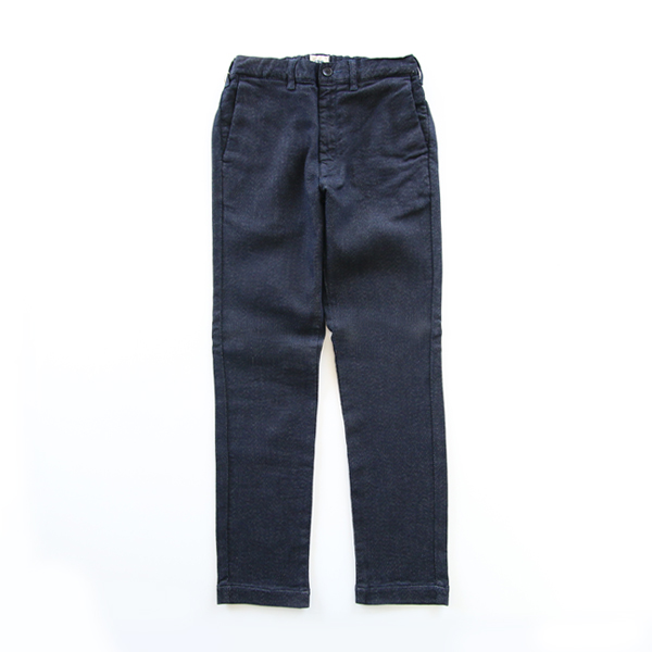 MEN F0438 RELAX NARROW EASY PANTS