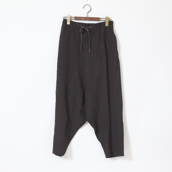 WOOL  SPORTY SARUEL PANTS