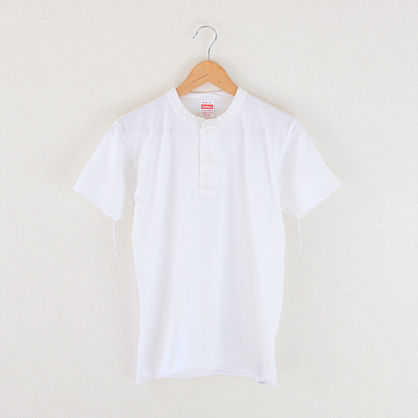 Henly Neck S-S White