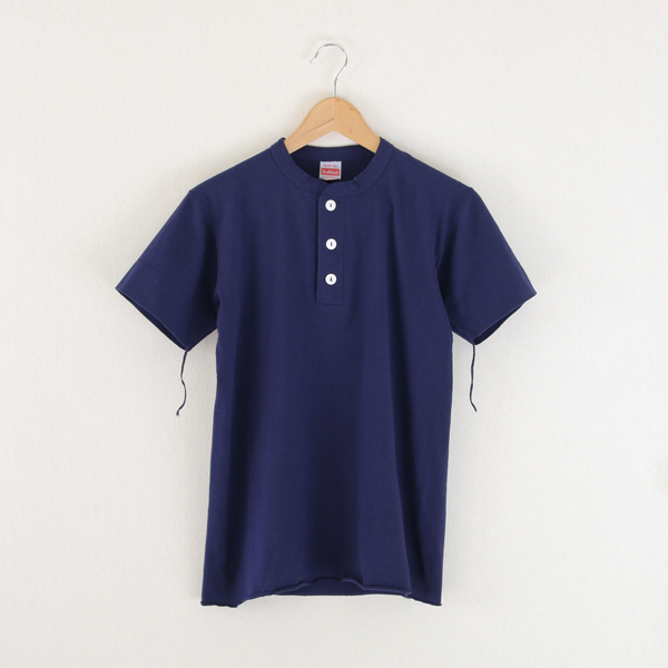Henly Neck S-S Navy