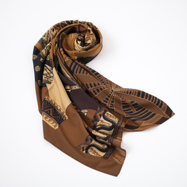 SILK SCARF HERACLES