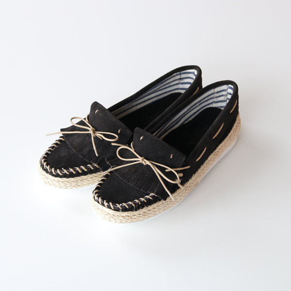2133BT FRINGE SLIP-ON SHOES