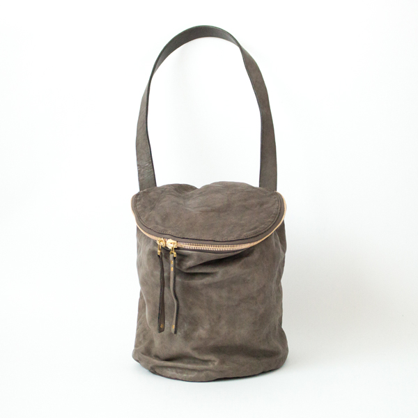 LEATHER CROSSBODY BAG GALO