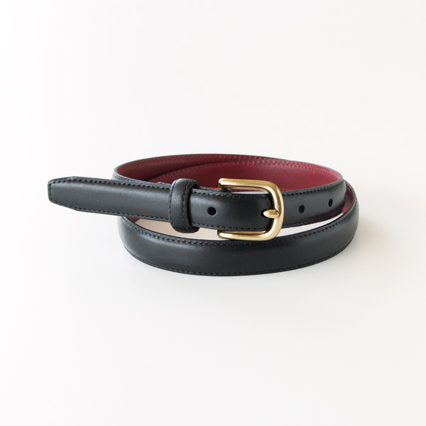 20MM FRENCH CALF BELT