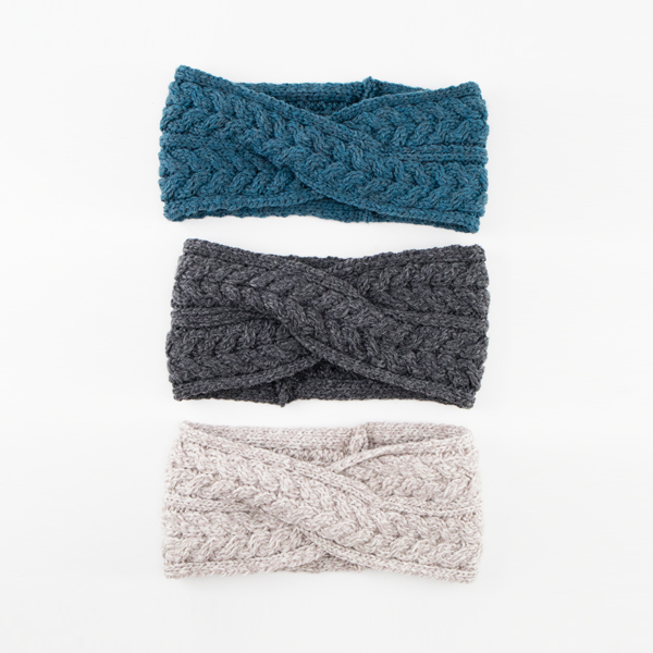 SUPER SOFT MERINO HAIRBAND