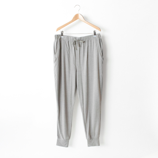 COMFORTABLE PANTS GRAY