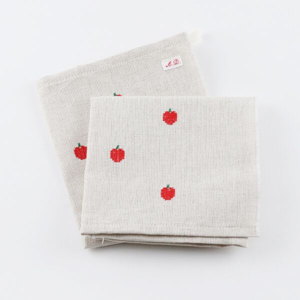 APPLE KITCHEN CLOTH
