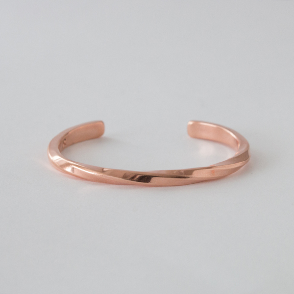 バングル STUDEBAKER CUFF POLISHED(COPPER-S)