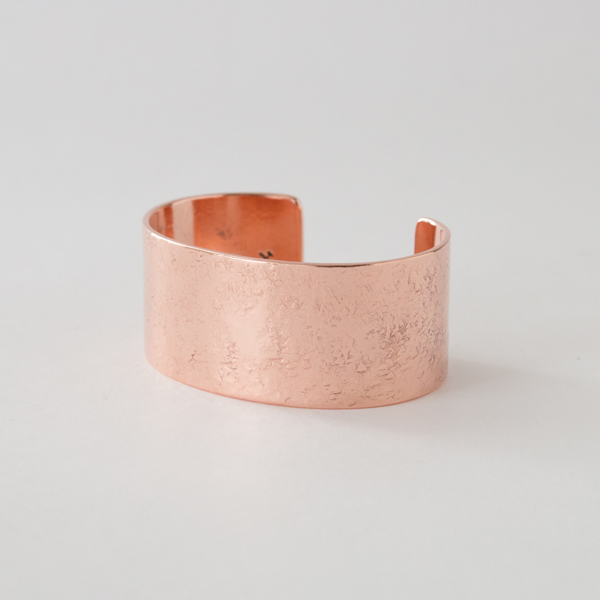バングル STUDEBAKER BROAD CUFF 1INCH POLISHED(COPPER-S)