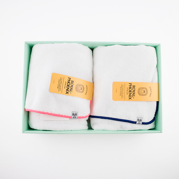 SPA TOWEL SET FACE TOWEL