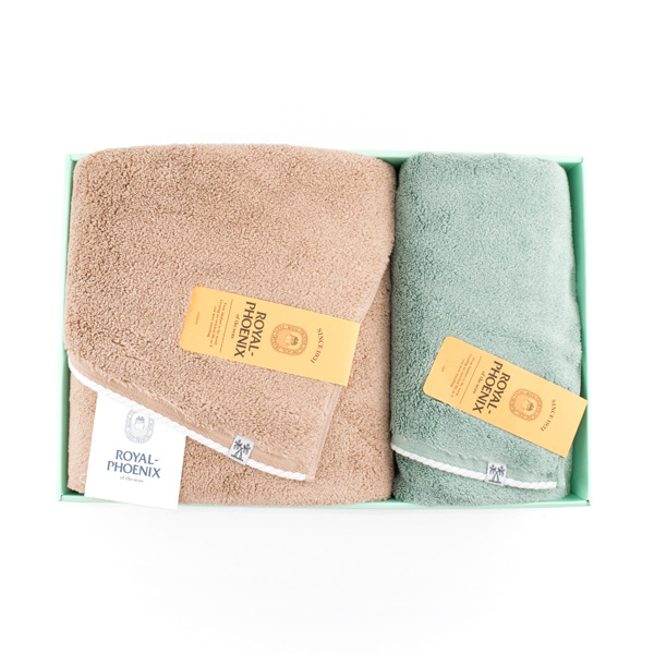 CABIN FACE AND BATH TOWEL SET