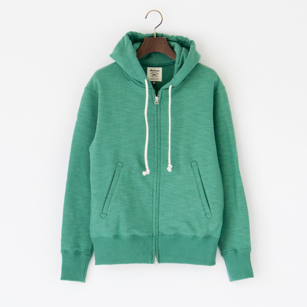 UNISEX GG SWEAT PARKA COLOR