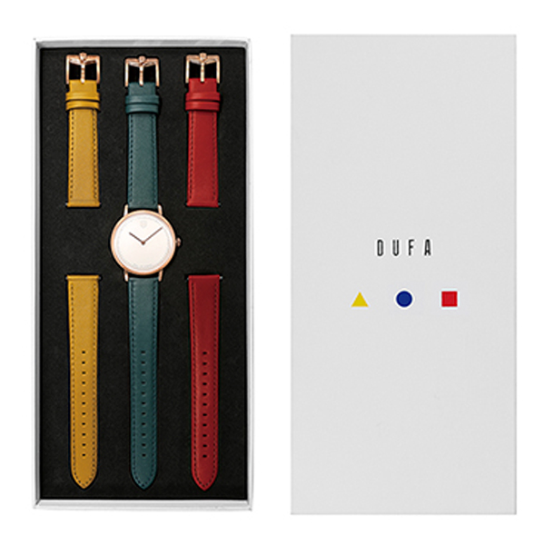 DUFA WATCH GROPIUS 2HANDS SET