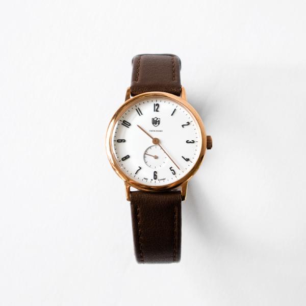 DUFA WATCH GROPIUS LEATHER