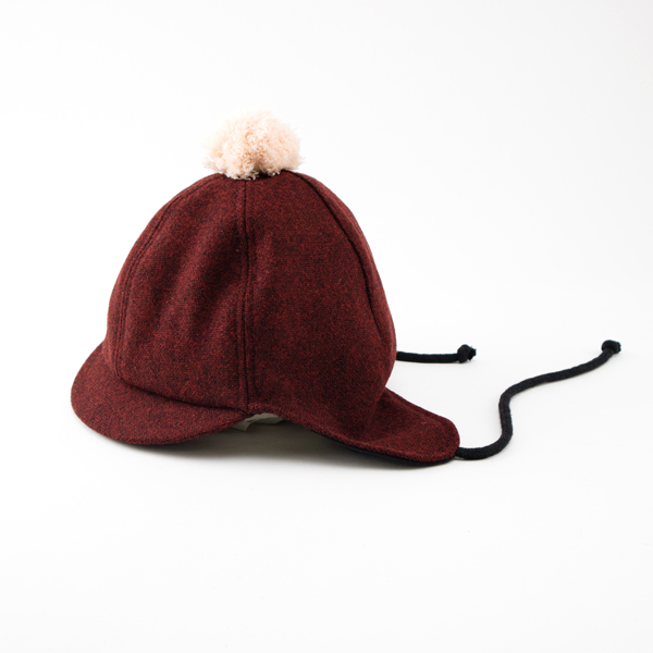 KOMBORO HAT Tonica(BURGUNDY)