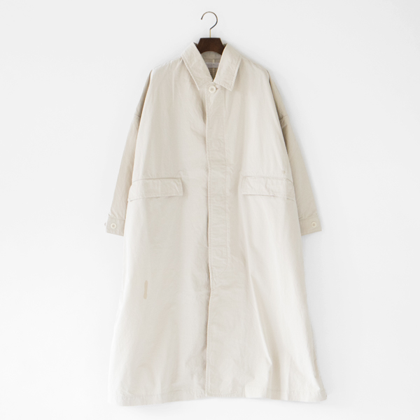 OVER SOUTIEN COLLAR COAT