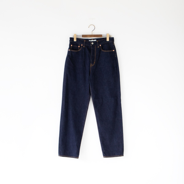 CTX-010L 12oz SELVAGE STRAIGHT JEANS
