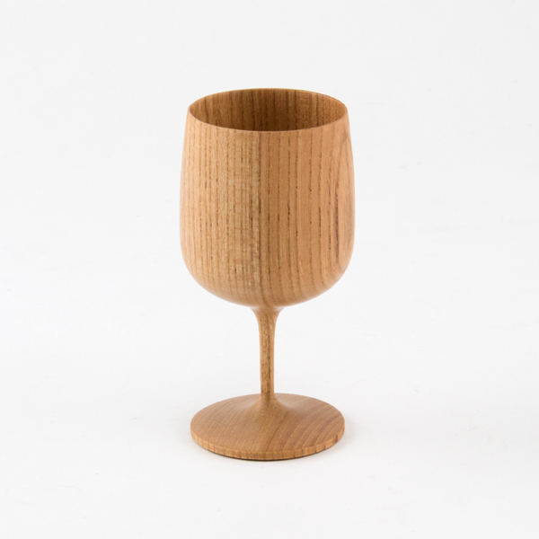 WOODEN WINE GLASS URAHA