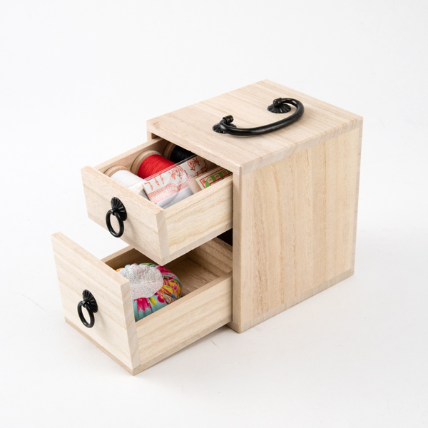 PAULOWNIA BOX SEWING KIT