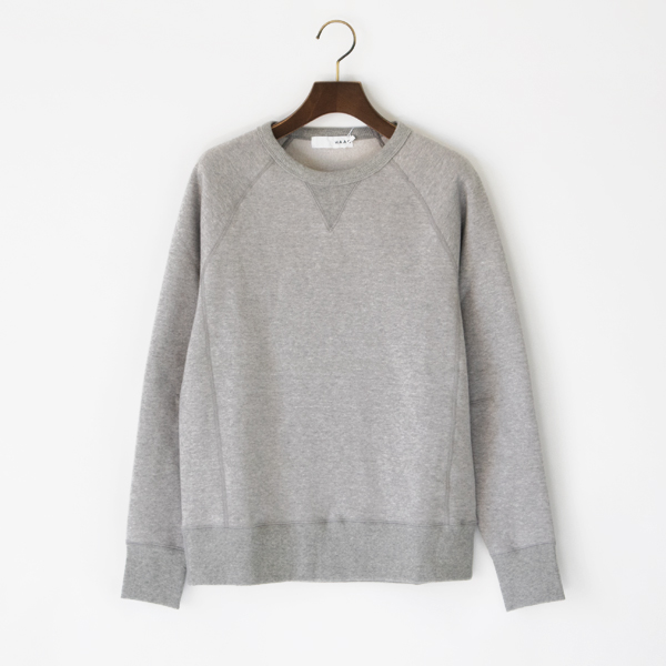 UNISEX SWEAT SHIRTS GRAY