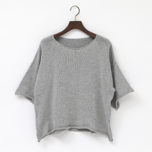 T SHIRT LINO(GREY)