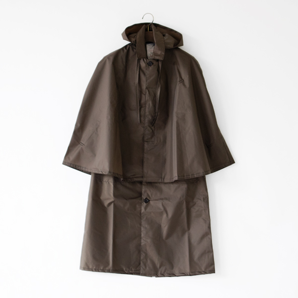 RAINCAPE BROWN