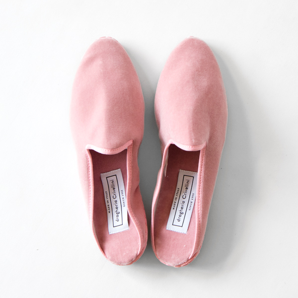 Papusse Mules 006 PINK