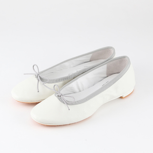 TRAVEL SHOES BALLET SHOES RAIN WH-GY