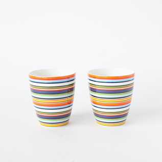 Origo mug pair set orange