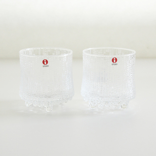 Ultima Thule old-fashioned glass pair set