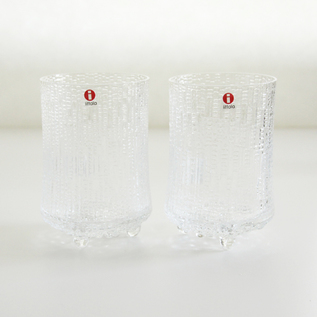 Ultima Thule highball glass pair set