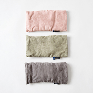 WHEAT EYE PILLOW WASHED LINEN