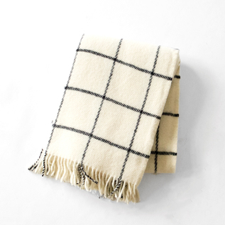 WOOL THROW VINGA