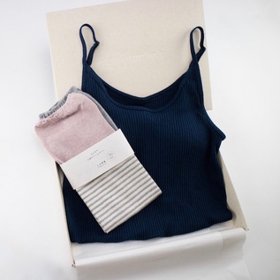 BESPOKE CAMISOLE AND ARM COVER SET