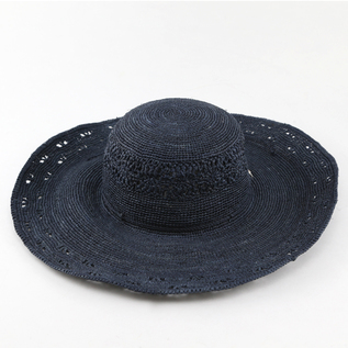 Straw Hat Bernadette Pacific