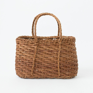 AKEBIA BASKET BAG RECTANGULAR