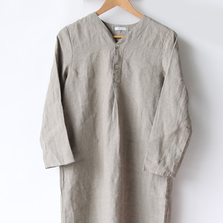 SPICA LINEN NIGHT SHIRT