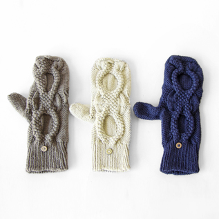 WOMEN Chestnut Mittens
