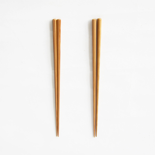 Chopsticks set bamboo chopsticks octagonal