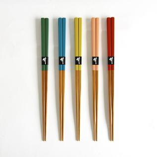 MIYAKO BAMBOO CHOPSTICKS SET OF FIVE